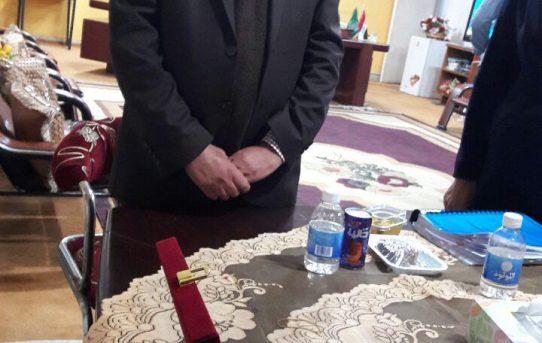 مناقشة طالب الدكتوراه باسم عبد الغفور حسين